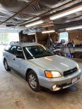 2004 Subaru Outback for sale at Lavictoire Auto Sales in West Rutland VT