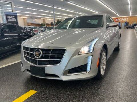 2014 Cadillac CTS for sale at Dixie Imports in Fairfield OH
