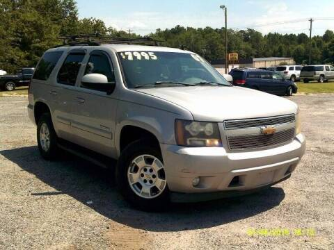 2007 Chevrolet Tahoe for sale at Let's Go Auto Of Columbia in West Columbia SC
