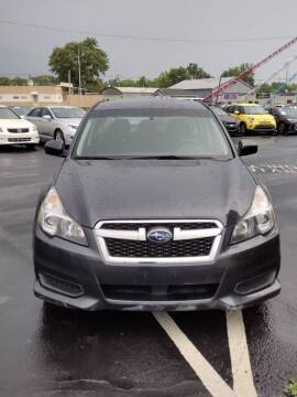 2013 Subaru Legacy for sale at Ultimate Auto Deals DBA Hernandez Auto Connection in Fort Wayne IN