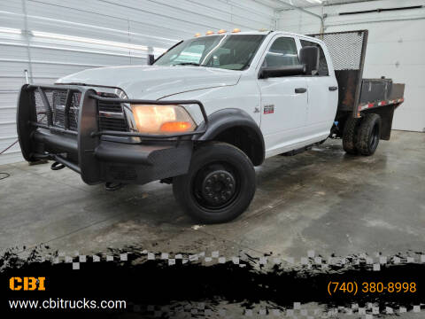 2011 RAM Ram Chassis 4500 for sale at CBI in Logan OH