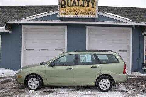 2007 Ford Focus for sale at Quality Pre-Owned Automotive in Cuba MO