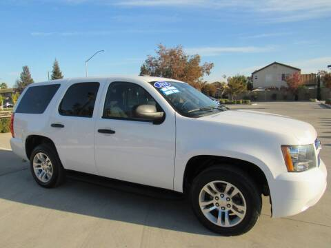 2014 Chevrolet Tahoe for sale at Repeat Auto Sales Inc. in Manteca CA