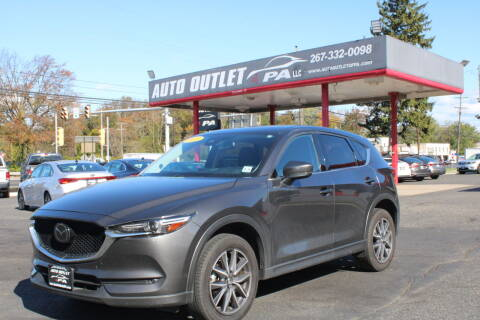 2018 Mazda CX-5 for sale at Deals N Wheels 306 in Burlington NJ