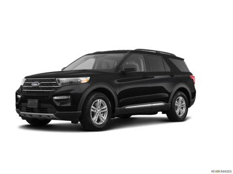 2020 Ford Explorer for sale at Mann Chrysler Dodge Jeep of Richmond in Richmond KY
