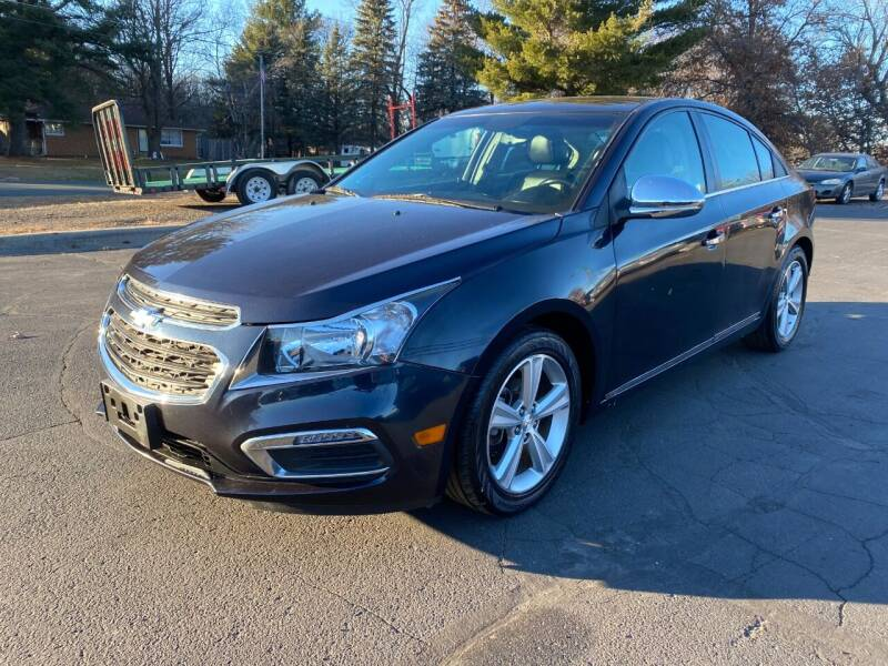 2015 Chevrolet Cruze for sale at Northstar Auto Sales LLC in Ham Lake MN