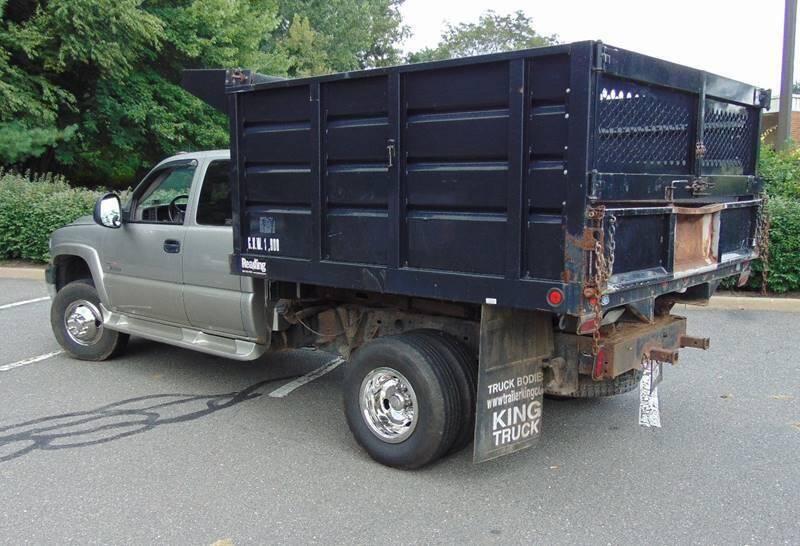 2001 Chevrolet Silverado 3500 4dr Extended Cab 4WD LB DRW - Waterbury CT