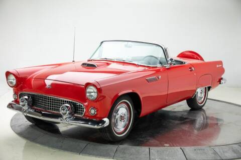 1955 Ford Thunderbird for sale at Duffy's Classic Cars in Cedar Rapids IA