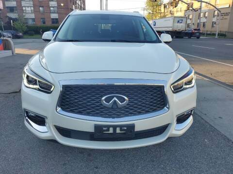 2017 Infiniti QX60 for sale at OFIER AUTO SALES in Freeport NY