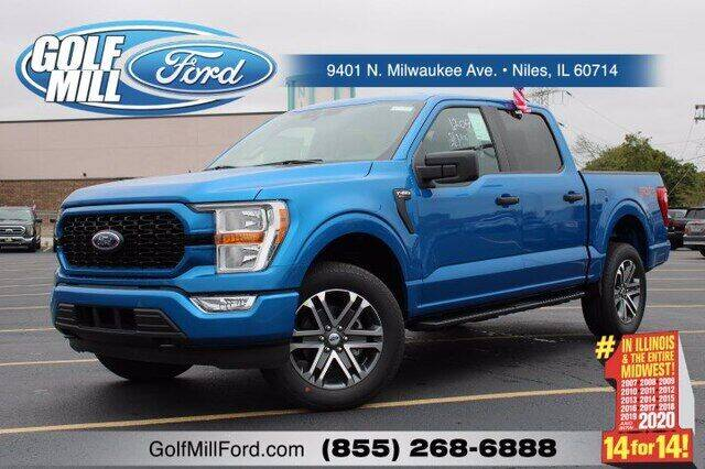 2021 Ford F-150 for sale in Niles, IL