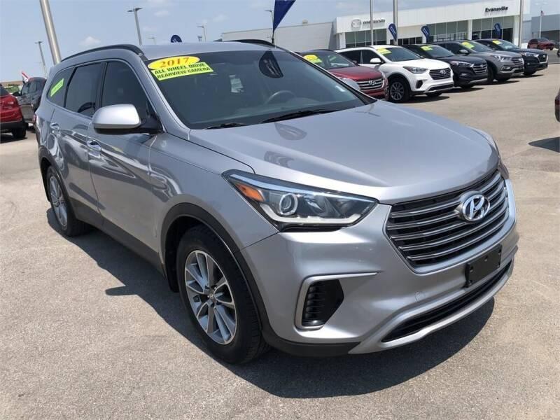 2017 Hyundai Santa Fe for sale in Evansville, IN