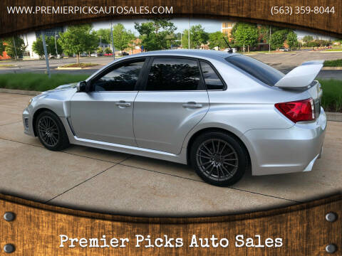 2011 Subaru Impreza for sale at Premier Picks Auto Sales in Bettendorf IA