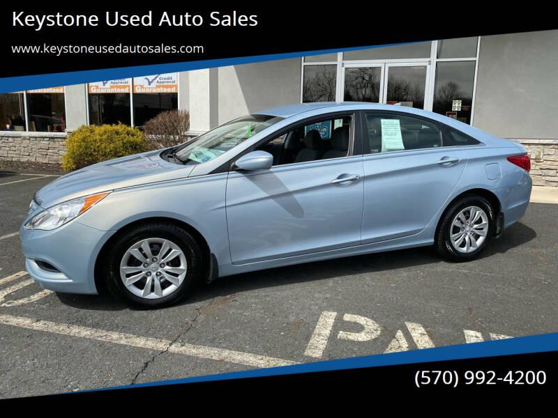 2013 Hyundai Sonata for sale at Keystone Used Auto Sales in Brodheadsville PA
