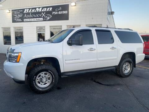 2007 Chevrolet Suburban for sale at BISMAN AUTOWORX INC in Bismarck ND