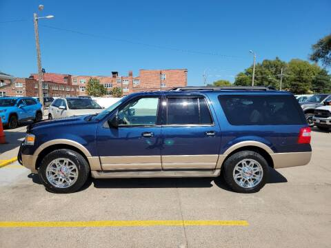 2014 Ford Expedition EL for sale at DICK'S MOTOR CO INC in Grand Island NE