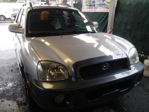 2004 Hyundai Santa Fe for sale at International Auto Sales Inc in Staten Island NY