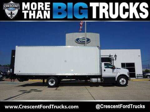 2019 Ford F-750 Super Duty for sale at Crescent Ford in Harahan LA