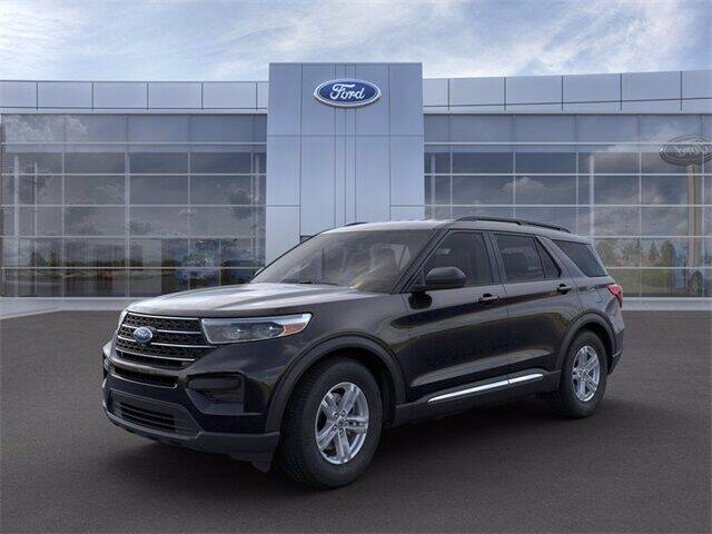 2021 Ford Explorer for sale in Madison, CT
