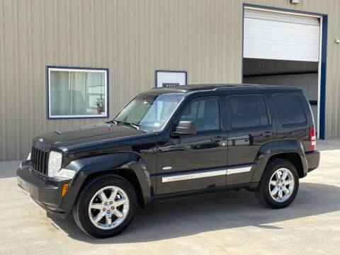 2012 Jeep Liberty for sale at TEXAS CAR PLACE in Lubbock TX