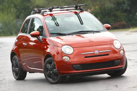 2012 FIAT 500 for sale at P M Auto Gallery in De Soto KS