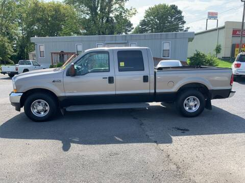 2004 Ford F-250 Super Duty for sale at BRYANT AUTO SALES in Bryant AR