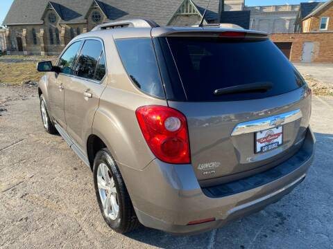 2011 Chevrolet Equinox for sale at Your Car Source in Kenosha WI