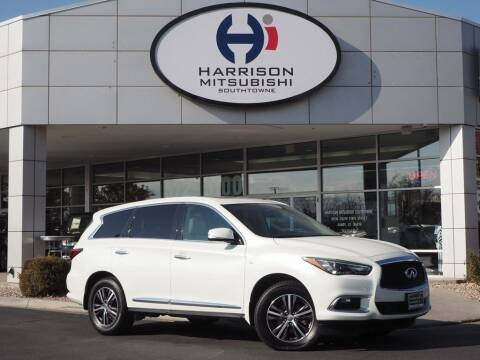 2017 Infiniti QX60 for sale at Harrison Imports in Sandy UT