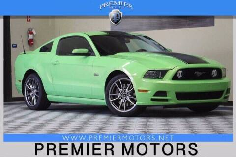2014 Ford Mustang for sale at Premier Motors in Hayward CA