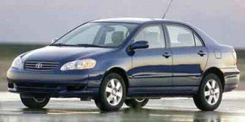 2003 Toyota Corolla for sale at Dileo Auto Sales in Norristown PA