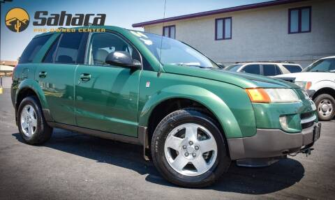 2004 Saturn Vue for sale at Sahara Pre-Owned Center in Phoenix AZ