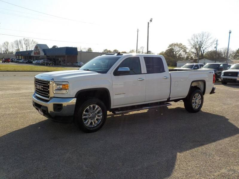 2015 GMC Sierra 2500HD for sale at Young's Motor Company Inc. in Benson NC