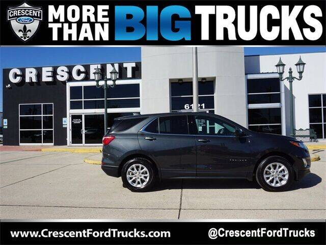 2020 Chevrolet Equinox for sale at Crescent Ford in Harahan LA