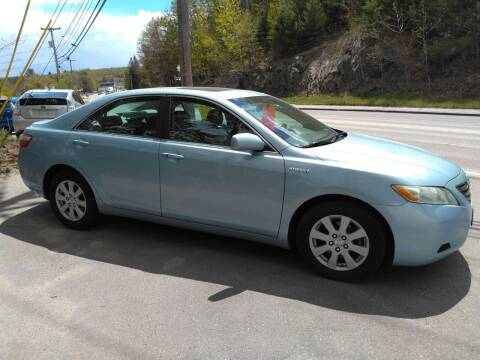 2009 Toyota Camry Hybrid for sale at MICHAEL MOTORS in Farmington ME