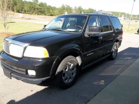 2006 Lincoln Navigator for sale at Anderson Wholesale Auto in Warrenville SC