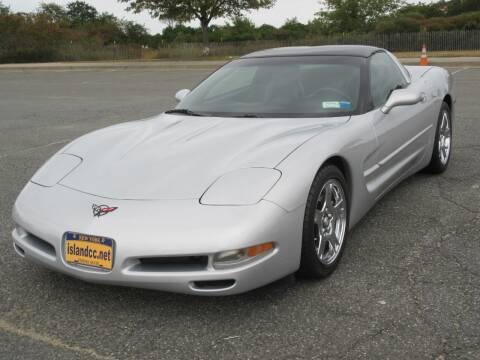 1999 Chevrolet Corvette for sale at Island Classics & Customs in Staten Island NY