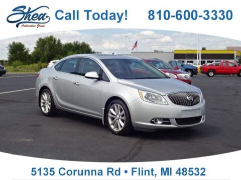 2016 Buick Verano for sale at Jamie Sells Cars 810 - Linden Location in Flint MI