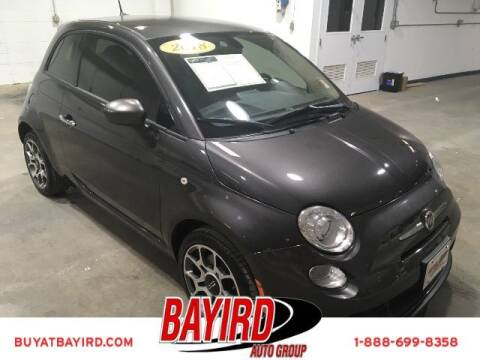 2018 FIAT 500 for sale at Bayird Truck Center in Paragould AR