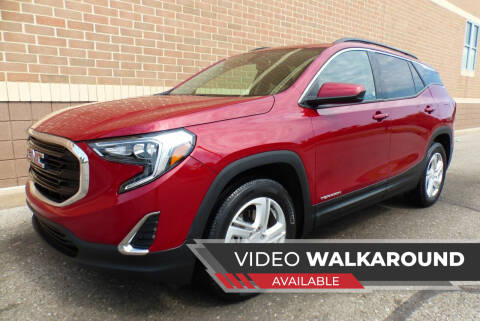 2018 GMC Terrain for sale at Macomb Automotive Group in New Haven MI