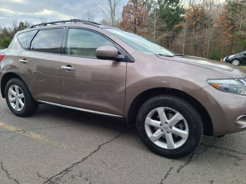 2009 Nissan Murano for sale at Lexton Cars in Sterling VA
