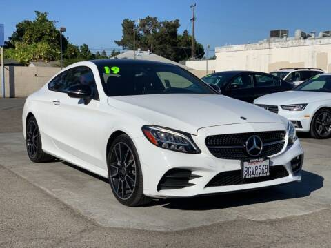 2019 Mercedes-Benz C-Class for sale at H & K Auto Sales & Leasing in San Jose CA