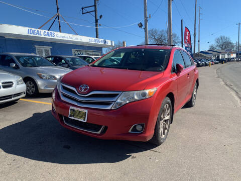 2013 Toyota Venza for sale at Ideal Cars in Hamilton OH