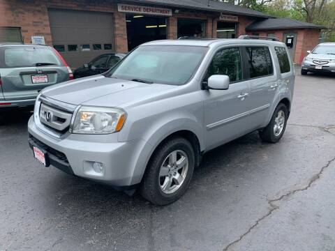 2011 Honda Pilot for sale at Superior Used Cars Inc in Cuyahoga Falls OH