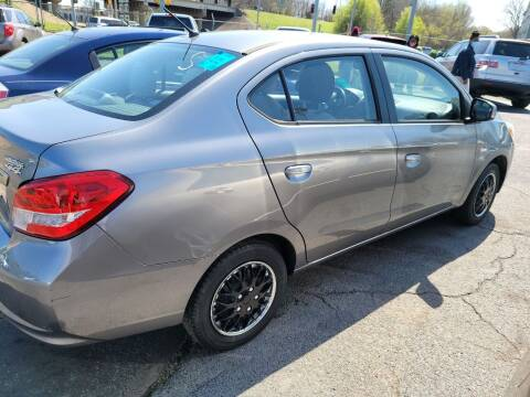 2017 Mitsubishi Mirage G4 for sale at A-1 AUTO AND TRUCK CENTER in Memphis TN