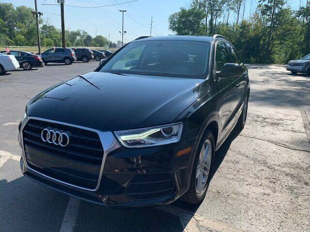 2017 Audi Q3 for sale at Lighthouse Auto Sales in Holland MI