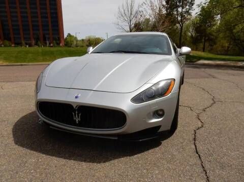 2010 Maserati GranTurismo for sale at Pammi Motors in Glendale CO