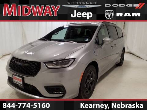 2021 Chrysler Pacifica Hybrid for sale at MIDWAY CHRYSLER DODGE JEEP RAM in Kearney NE