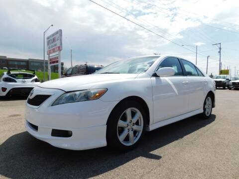 2008 Toyota Camry for sale at AutoLink LLC in Dayton OH
