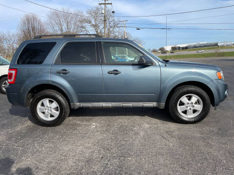 2010 Ford Escape for sale at Westview Motors in Hillsboro OH