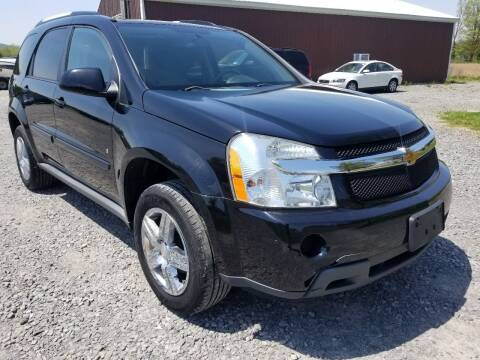 2008 Chevrolet Equinox for sale at Arcia Services LLC in Chittenango NY