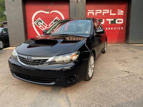 2008 Subaru Impreza for sale at Apple Auto Sales Inc in Camillus NY